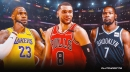 LeBron James, Kevin Durant both hyped up Zach LaVine during NBA All-Star draft