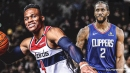 Wizards' Russell Westbrook rushes in for epic free-throw rebound to seal win vs Clippers