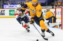 Nashville Predators 4, Florida Panthers 5: Predators Can't Complete Comeback (Again)