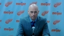 Jeff Blashill: Why confidence is critical for Detroit Red Wings forward Filip Zadina