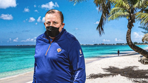 Knicks' Tom Thibodeau reveals island of choice for All-Star vacation