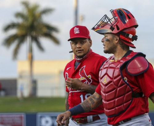 Despite health and a zippy fastball, Martinez continues early run of spring clunkers for Cardinals starters