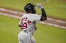 Daily Red Sox Links: Jackie Bradley Jr., Jarren Duran, Bobby Dalbec