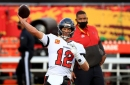 Buccaneers QB Tom Brady invites fans to play catch with him