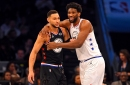 Joel Embiid and Ben Simmons to square off again in NBA All-Star Game