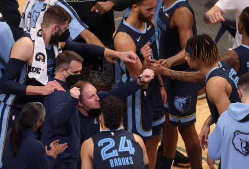 At All-Star break, Memphis Grizzlies show growth, progress in resilient first half