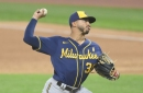 Injury updates: Woodruff, Cain, Williams on the mend for the Brewers