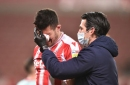 Stoke injury latest as Batth needed A&E treatment