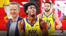 Warriors rookie James Wiseman's most important area for growth, according to Steve Kerr