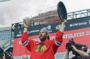 Brent Seabrook announces his hockey career is over
