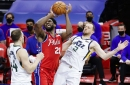 Talking About Podcast: Joel Embiid is now the supreme overlord of Utah, plus a check-in on our preseason Sixers award predictions. | Out Now