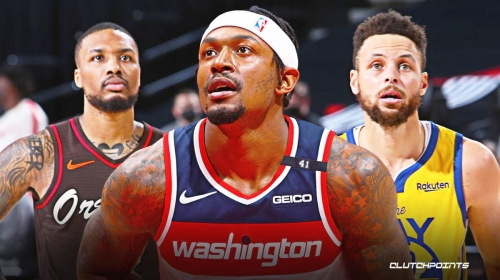Wizards' All-Star Bradley Beal matches Stephen Curry, Damian Lillard in this key category