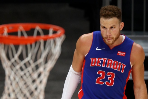 Woj: Blazers on Very Short List for Bought-Out Blake Griffin
