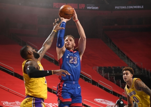 NBA Rumors: Lakers Among Teams Interested In Blake Griffin After Buyout From Pistons