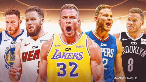 Blake Griffin drawing interest from multiple contenders after Pistons buyout