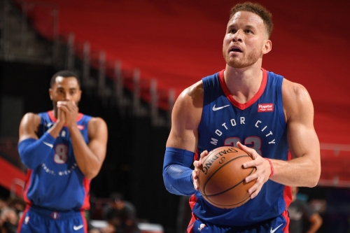 HELLO BROOKLYN! Nets likely landing spot for Blake Griffin after Pistons buyout