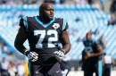 Panthers expected to apply franchise tag to Taylor Moton