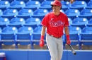 Adam Haseley will miss four weeks with a groin strain