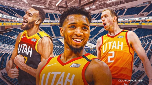 Donovan Mitchell, Joe Ingles take Jazz fines in stride with jokes