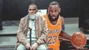 Lakers star LeBron James sets insane old-man record at All-Star break