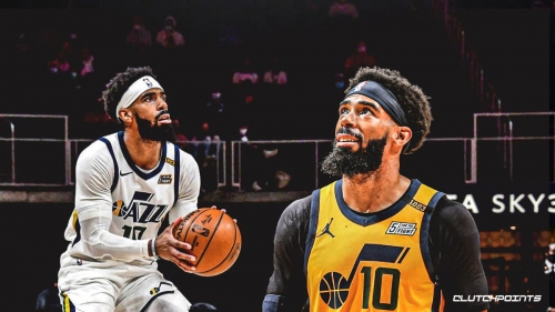 Jazz veteran Mike Conley gets the call for 2021 NBA All-Star Game