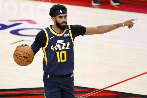 Mike Conley Finally Gets to NBA All Star Weekend