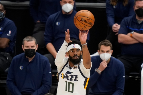 Utah Jazz guard, Grizzlies legend Mike Conley finally makes first NBA All-Star Game