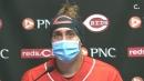 José De León says it's been a 'fun' competition for a spot in Cincinnati Reds rotation