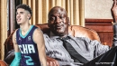 Hornets president Michael Jordan reveals his honest thoughts on LaMelo Ball's rookie season so far