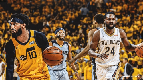 Grizzlies icon Tony Allen reacts to Mike Conley finally making All-Star game
