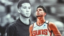 Suns provide update on severity of Devin Booker's knee injury