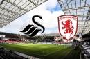 Swansea City v Middlesbrough - live updates
