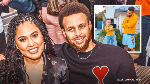 Warriors star Stephen Curry's son Canon hits adorable milestone while dad's on All-Star break