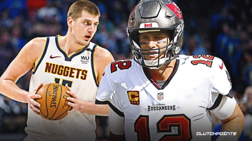 Tom Brady's role in turning Nikola Jokic into an MVP contender