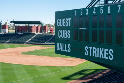 The Cubs should do a better job of communicating game length this spring