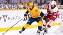 Predators' Matt Duchene out 3-5 weeks with lower-body injury