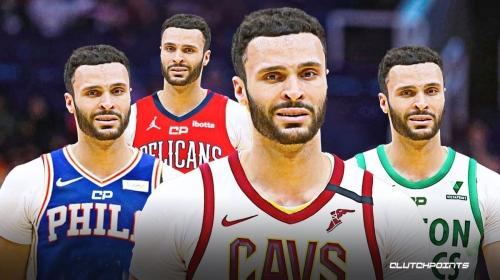 Sixers, Celtics among six teams eyeing Cavs' Larry Nance Jr