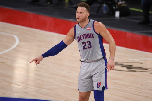 Could Blake Griffin Land in Portland?