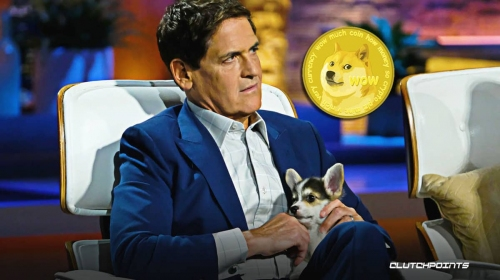 Mavs hit record-breaking 20,000 Dogecoin transactions, Mark Cuban expresses excitement