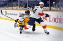 Nashville Predators 2, Florida Panthers 6: Preds Collapse in First