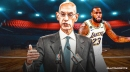 Adam Silver's strong response to LeBron James saying All-Star Game was a 'slap in the face'