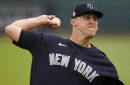 Yankees' Jameson Taillon pitches two scoreless innings in first spring start
