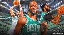 Kemba Walker hilariously issues challenge for Celtics teammates Jayson Tatum, Jaylen Brown in 3-point contest
