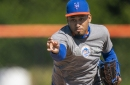 Mets' Edwin Diaz already adopting regular-season mindset