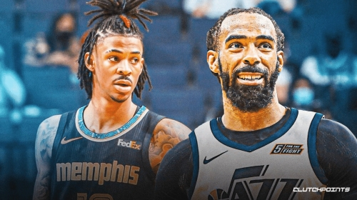 Grizzlies star Ja Morant's 5-word reaction to losing final All-Star spot to Mike Conley