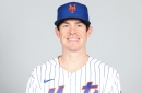 Drew Ferguson is a non-roster invitee outfielder in Mets camp