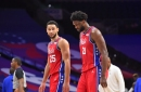 Ben Simmons, Joel Embiid ruled out of NBA All-Star game due to contact tracing