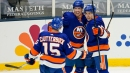 Islanders cruise past Sabres for fifth-straight win