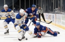 Sabres drop seventh straight in loss to Islanders