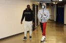 Jaylen Brown and Jayson Tatum ready to go against each other in All Star Weekend